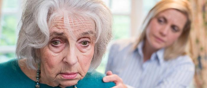 Dementia or Alzheimer's