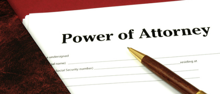 The Importance of Power of Attorney